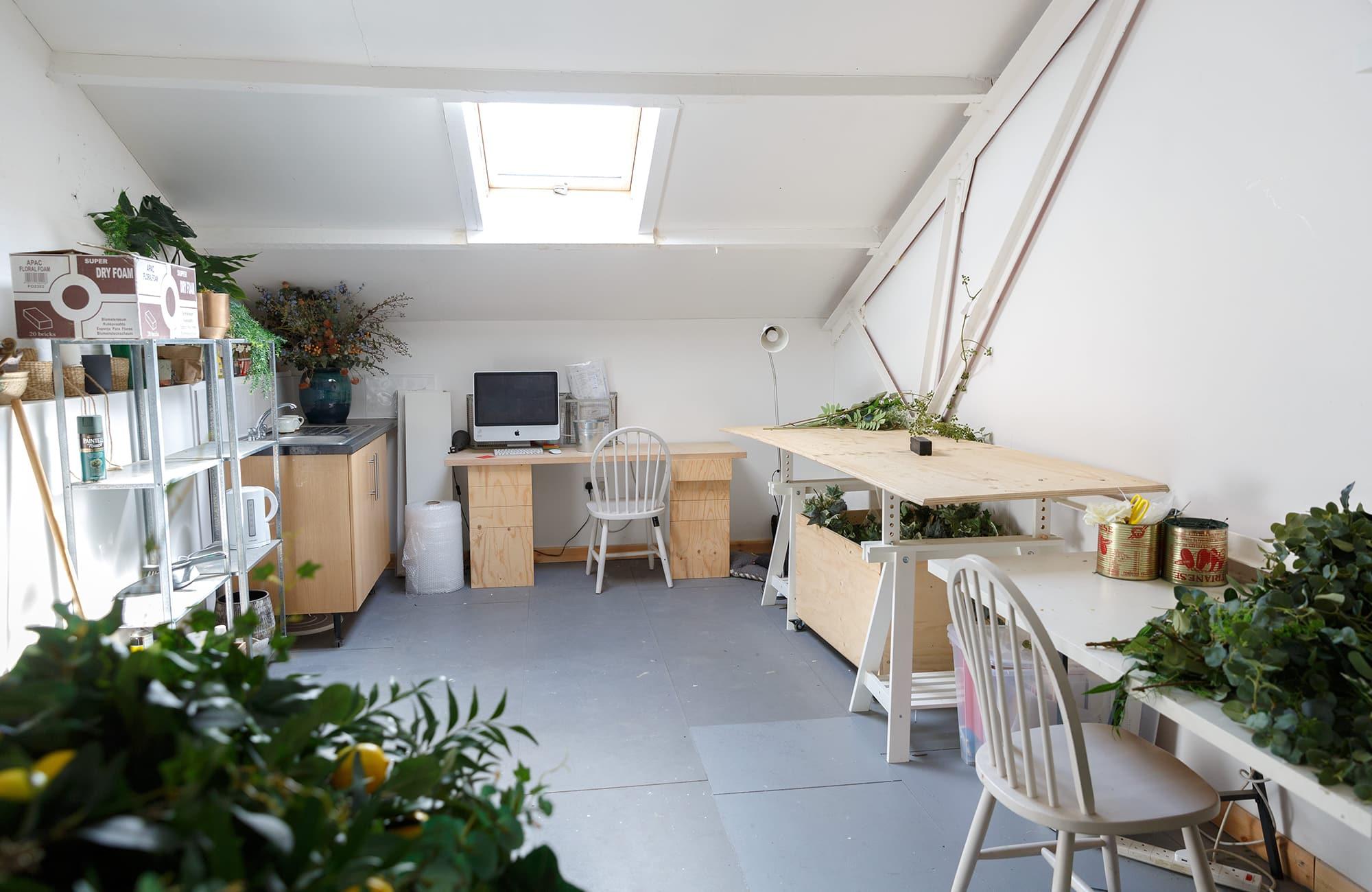 florist studio
