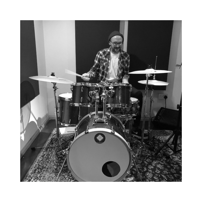 Music Studio Drumming Lessons