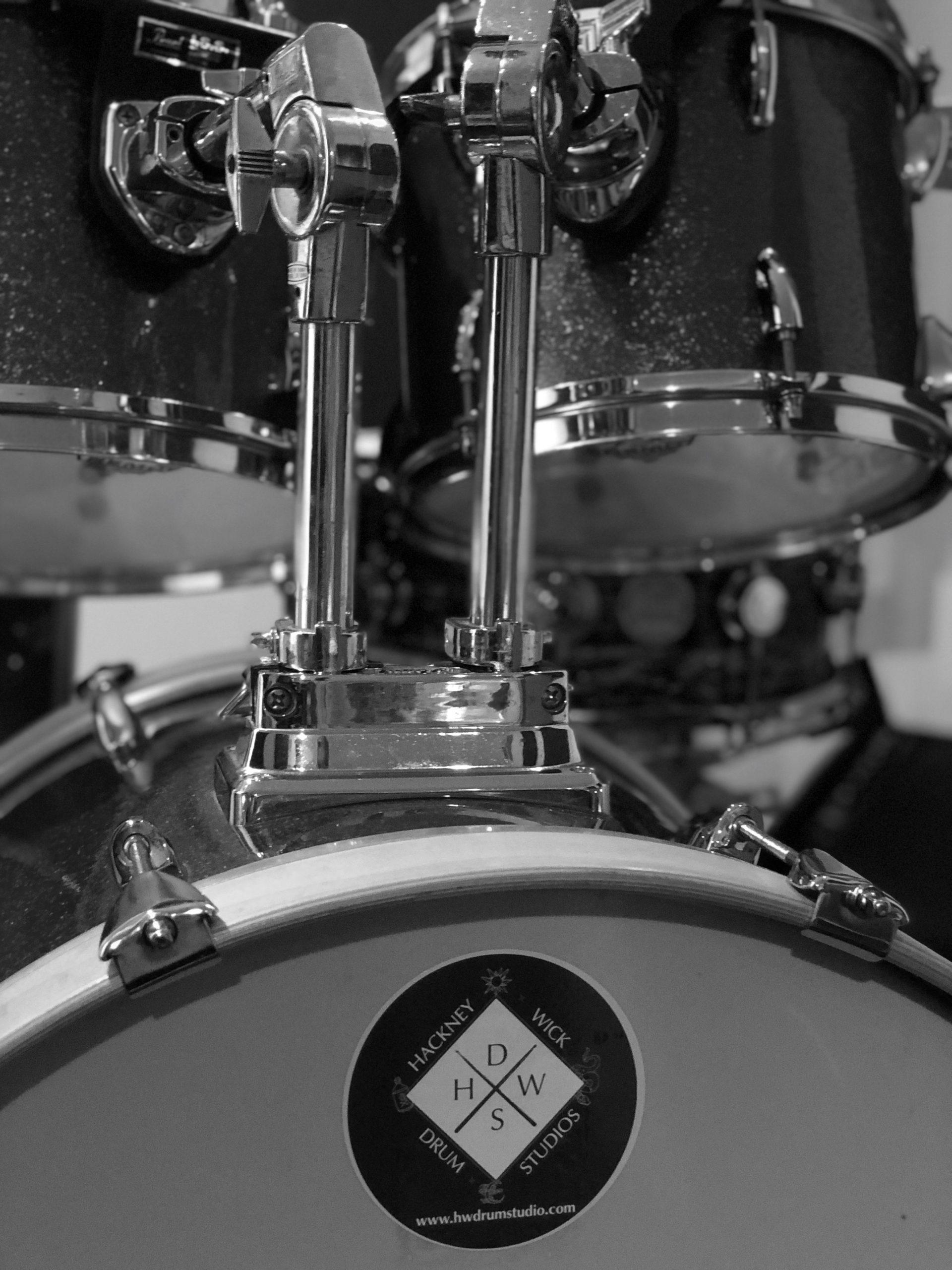 Music Studio Drum Lessons