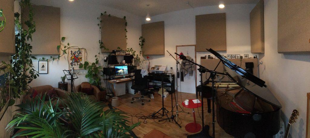 Music Recording Studio East London