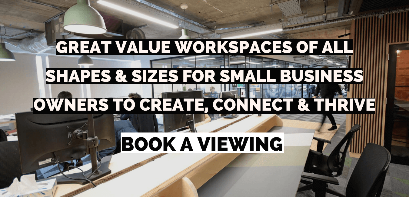 coworking space desk to rent leyton leytonstone waltham forest