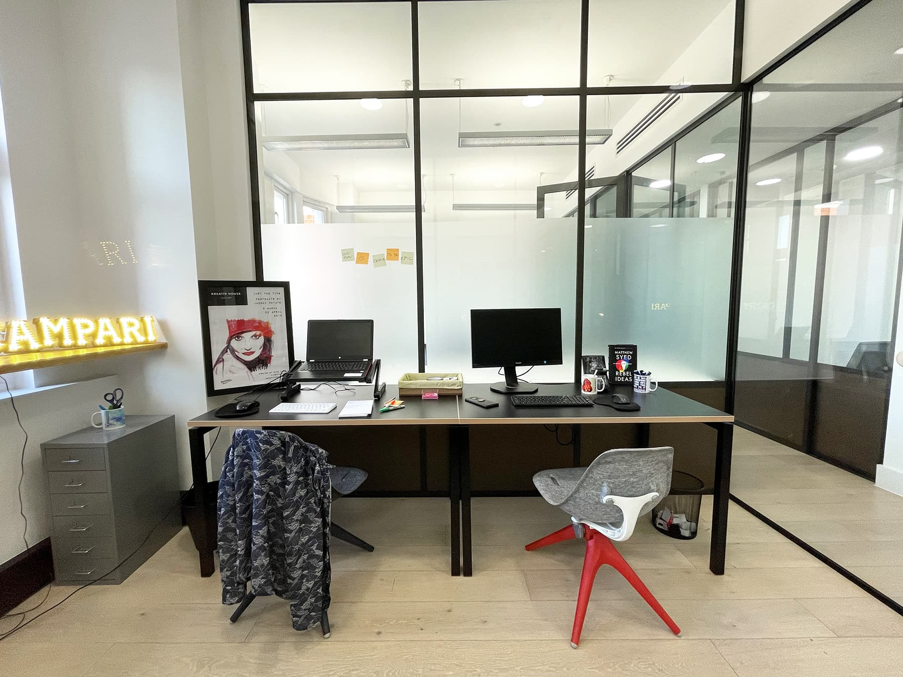 Private office 2pp
